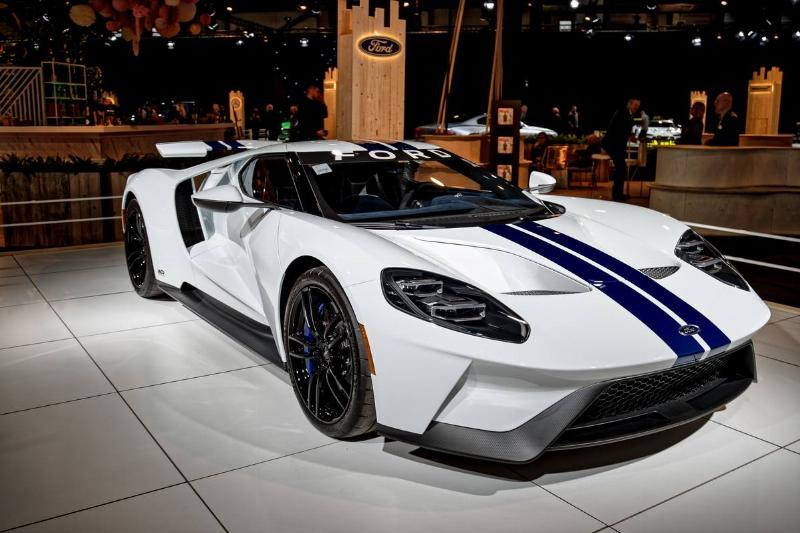 Brussels Dream Cars Show 2020