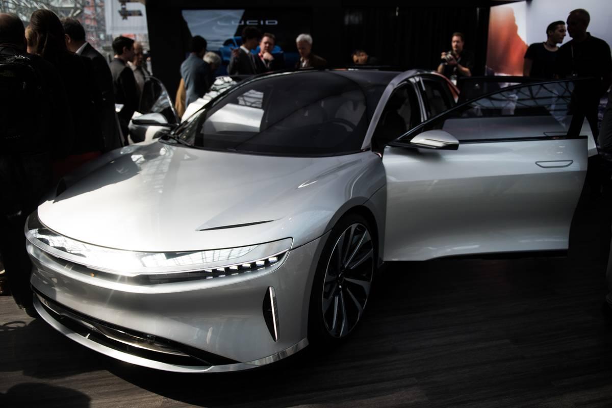 Inside The 2017 New York International Auto Show (NYIAS)