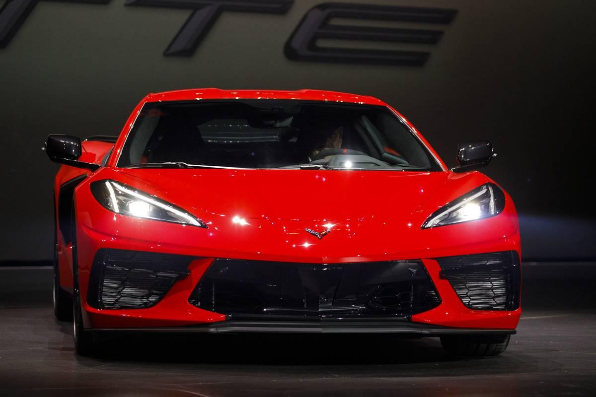 Inside The Next Gen Corvette Reveal Event
