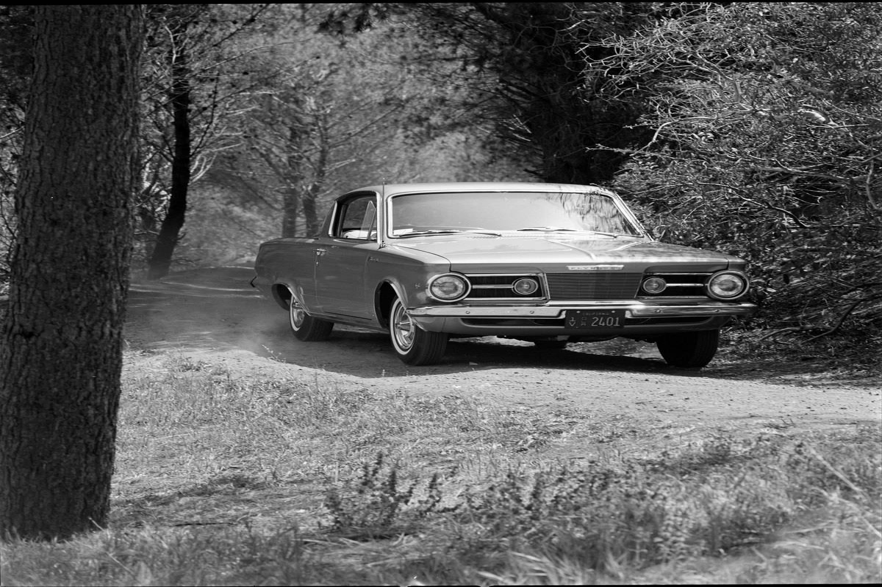 1964 Plymouth Valiant Barracuda Road Test